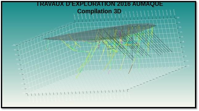 EXPLORATION WORK 3D COMPIL2016