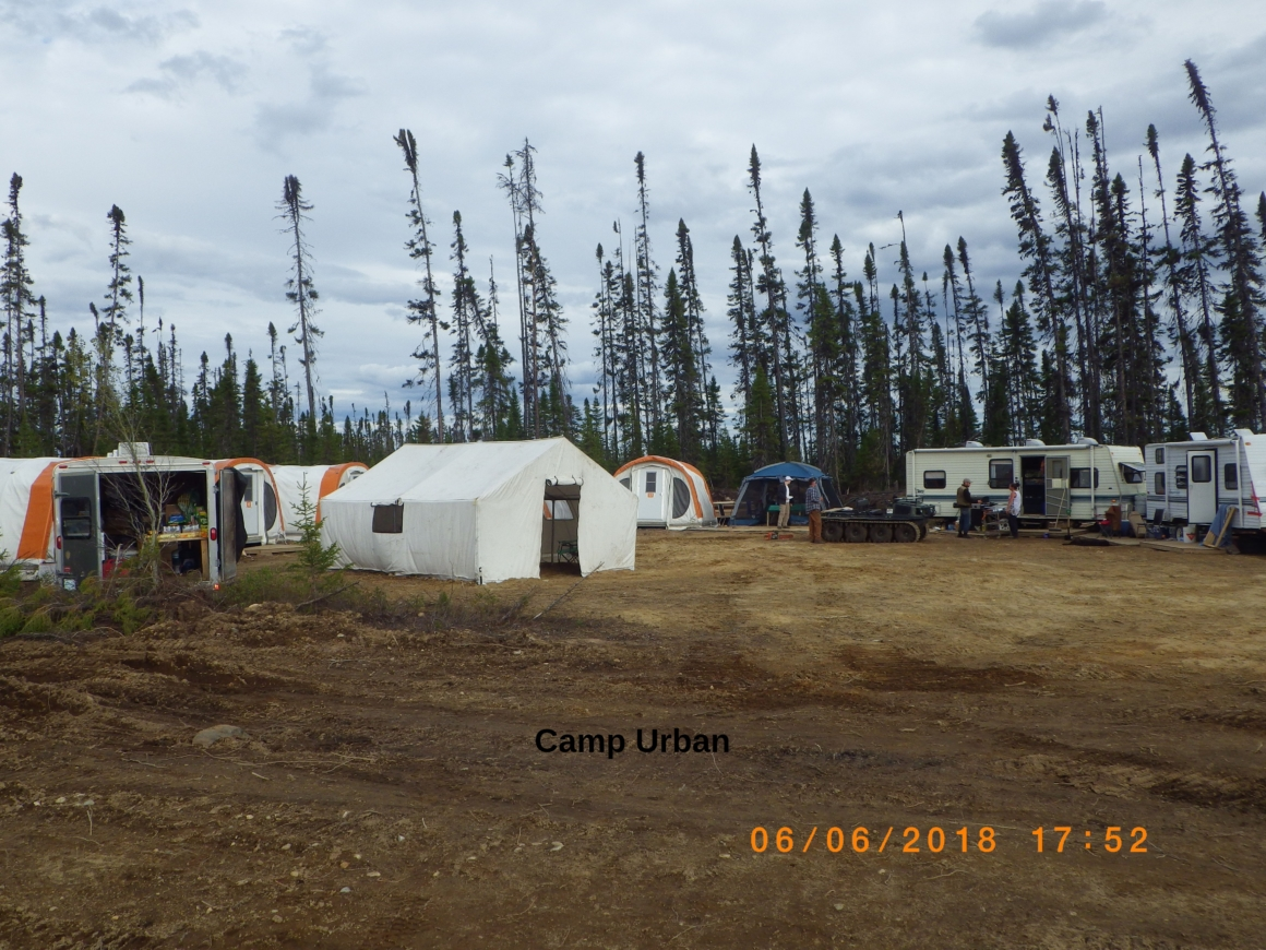 camp urban 2018